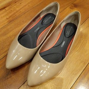 Nude flats - Rockport Total Motion Adelyn Ballet
